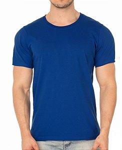 Camiseta Azul lisa