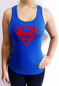 Regata feminina Superman