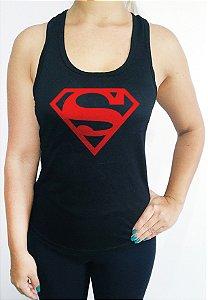Regata feminina SuperGirl
