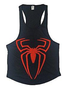 Regata Cavada Long Homem Aranha