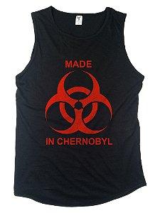 Regata Machão Long Chernobyl