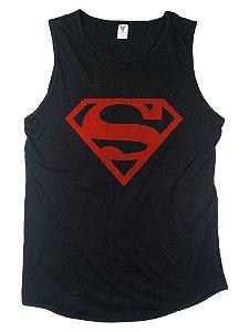 Regata Machão Long Superman