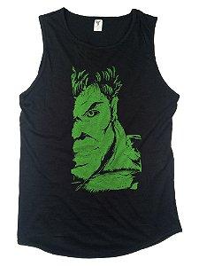 Regata Machão Long Hulk