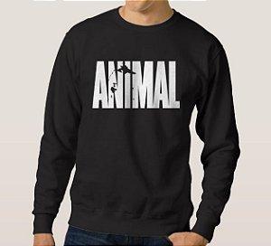 Moletom Masculino Animal