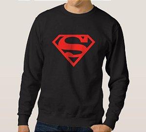 Moletom Masculino Super Man