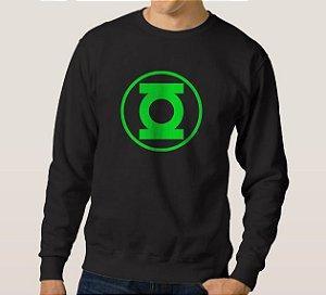 Moletom Masculino Lanterna Verde