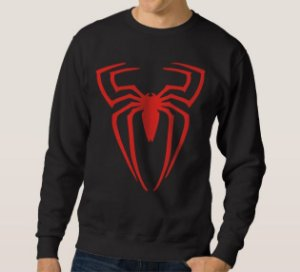 Moletom Masculino Homem Aranha