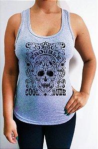 Regata feminina Caveira mexicana 2