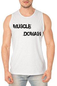 Regata Machão Muscle Doman