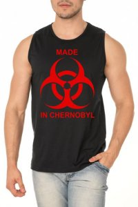 Regata Machão Made in Chernobyl