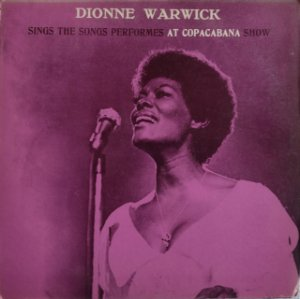 Dionne Warwick - Sings The Songs Performes At Copacabana Show