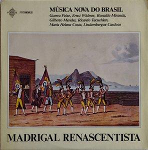 Madrigal Renascentista - Música Nova do Brasil