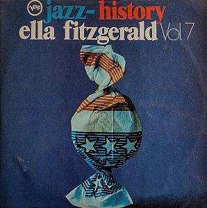 Ella Fitzgerald - Jazz-History Vol. 7