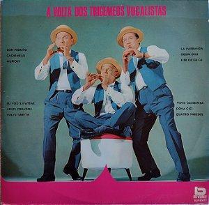 Trigemeos Vocalistas - A Volta dos Trigemeos Vocalistas