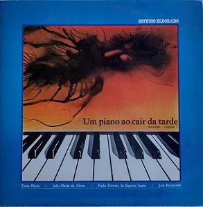 Um Piano ao Cair da Tarde - Vol. 01 - Tania Maria, João Maria de Abreu, José Briamonte. Paulo Roberto do Espirito Santo