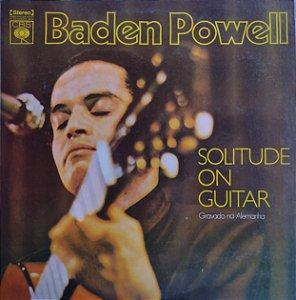 Baden Powell - Solitude On Guitar - Gravado na Alemanha