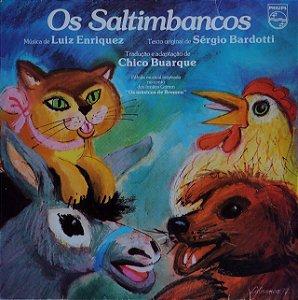 Os Saltimbancos - Miúcha, Nara Leão, Chico Buarque