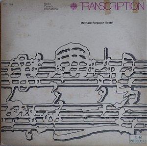 Maynard Ferguson Sextet - Transcription (Importado)