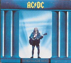 AC/DC - 1986 - 2003 - Who Made Who