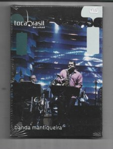 Banda Mantiqueira - 2007 - Toca Brasil - DVD