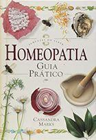 Livro Homeopatia Autor Cassandra Marks (1997) [usado]