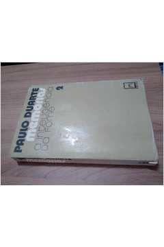 Livro Memórias: Volume 2: a Inteligência da Fome Autor Paulo Duarte (1975) [usado]