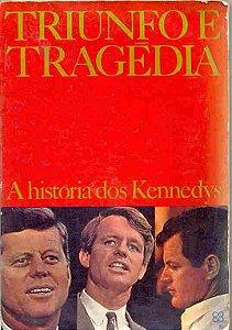 Livro Triunfo e Tragédia Autor The Associated Press (1968) [usado]