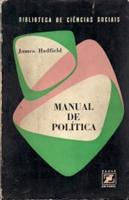 Livro Manual de Política Autor James Hadfield (1967) [usado]