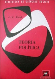 Livro Teoria Política Autor G. C. Field (1959) [usado]
