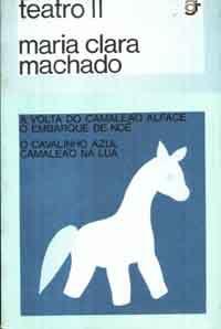 Livro Teatro Ii Autor Maria Clara Machado (1997) [usado]
