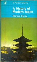 Livro a History Of Modern Japan Autor Richard Storry (1975) [usado]