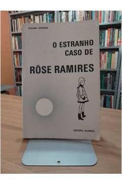 Livro o Estranho Caso de Ramires Autor Edgard Armond [usado]