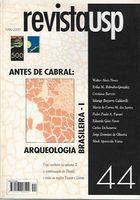 Livro Revisa Usp - N° 44 - Antes de Cabral: Arqueologia Brasileira... Autor Walter Alves Neves, Cistiana Barreto, Outros (1989) [usado]