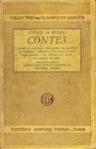 Livro Contes Autor Alfred de Musset (1948) [usado]