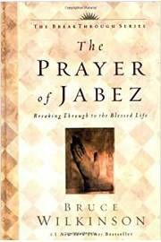 Livro The Prayer Of Jabez Autor Bruce Wilkinson (2000) [usado]