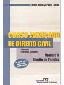 Livro Curso Avançado de Direito Civil - Volume 5 Autor Maria Alice Zaratin Lotufo (2002) [usado]
