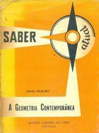 Livro Saber Atual: a Geografia Contemporânea Autor André Delachet (1947) [usado]