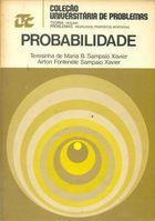 Livro Probabilidade Autor Teresinha de Maria B. Sampaio Xavier (1974) [usado]