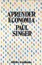 Livro Aprender Economia Autor Paul Singer (1983) [usado]