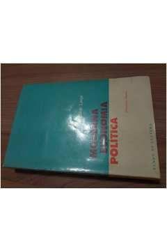Livro Moderna Economia Política: Princípios Gerais Autor Oskar Lange (1967) [usado]