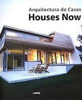 Livro Houses Now - Arquitectura de Casas Autor Carlos Broto (2006) [novo]