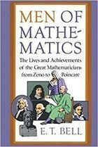 Livro Men Of Mathematics: The Lives And Achievements Of The Great... Autor E. T. Bell (1986) [usado]