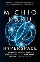 Livro Hyperspace Autor Michio Kaku (1994) [usado]
