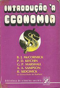 Livro Introdução À Economia Autor B. J. Mccormick e Outros (1976) [usado]