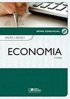 Livro Economia Autor Walter J. Wessels (2010) [usado]