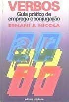 Livro Verbos: Guia Prático de Emprego e Conjugação Autor Ernani Terra, José de Nicola (1996) [usado]