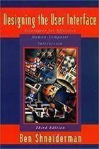 Livro Designing The User Interface: Strategies For Effective... Autor Ben Shneiderman (1998) [usado]