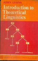 Livro Introduction To Theoretical Linguistics Autor John Lyons (1969) [usado]