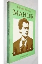 Livro Mahler Autor Michael Kennedy (1988) [usado]