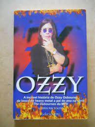 Livro Ozzy Autor Chris Nickson (2003) [usado]